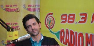 Hrithik Roshan and Siddharth Anand celebrate Bang Bang success at Radio Mirchi