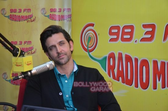 Hrithik Roshan and Siddharth Anand_bang bang_Radio mirchi-0