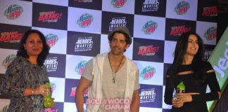 Hrithik Roshan and Katrina Kaif unveil Mountain Dew's #HeroesWanted campaign
