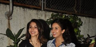 Anushka Sharma and Huma Qureshi attend special screening of 'Gone Girl'