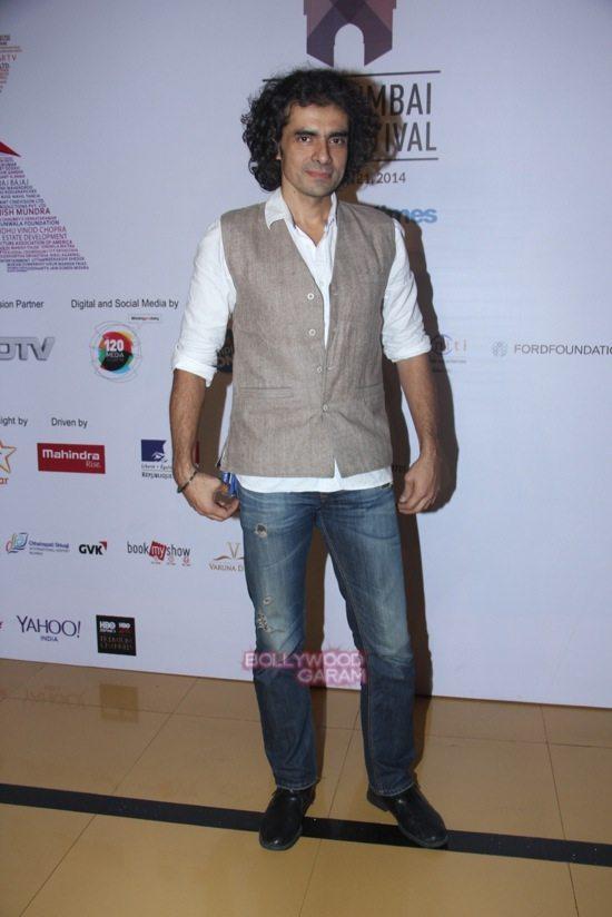 Imtiaz Ali at Day 7 of 16th Mumbai Film Festival (MAMI)-1