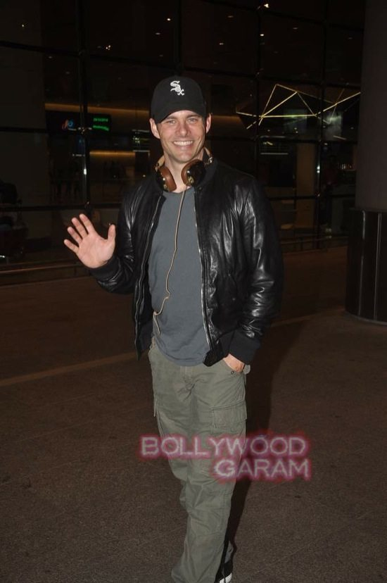 James Marsden hollywood_the best of me_mumbai-3