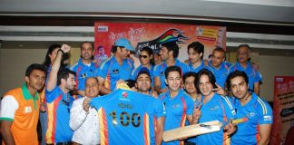 TV celebs launch Pune Anmol Ratn jersey for Box Cricket League – Photos