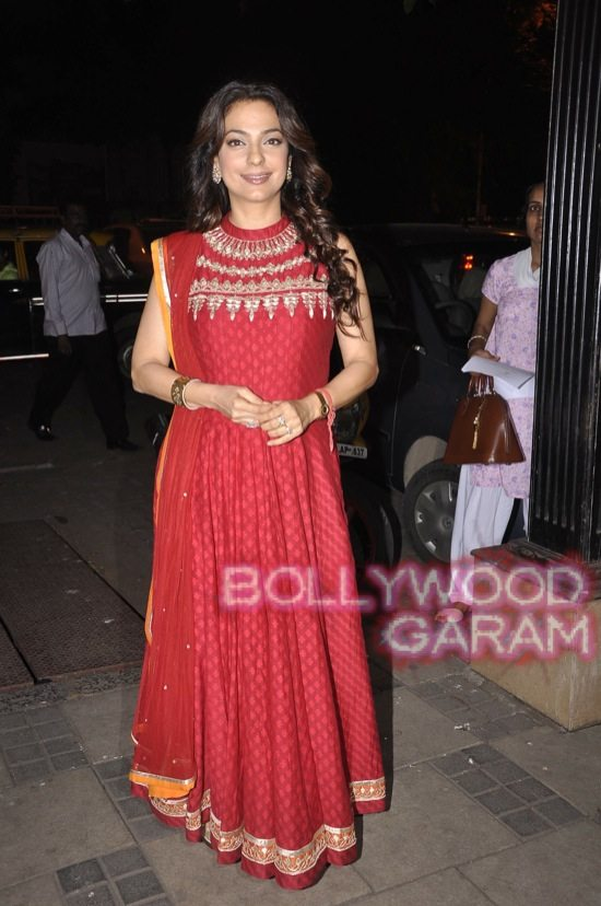Juhi Chawla gets Vocational Excellence award