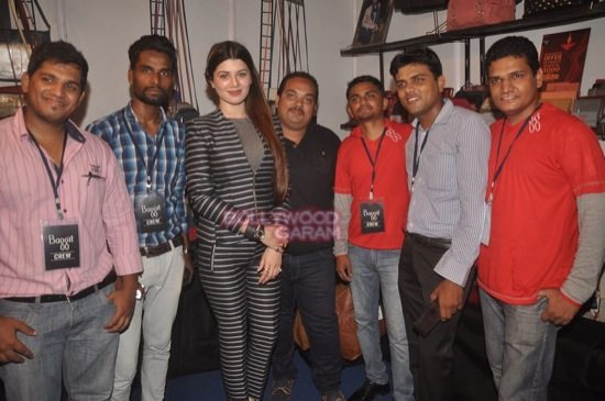 Kainaat Arora and Bhairavi at Femina Carnival-4