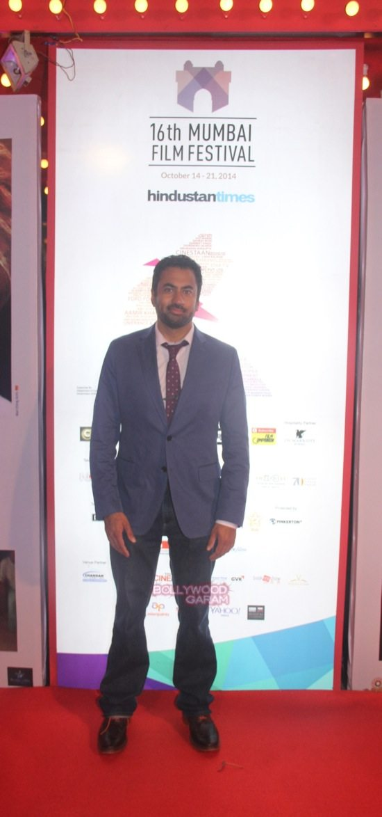 Kal Penn at the launch of the trailer Bhopal  A prayer for Rain at Day 7 of 16th Mumbai Film Festival (MAMI)-1