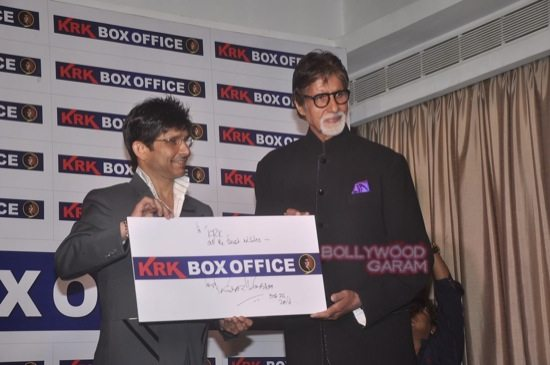 Kamaal R Khan_Amitabh Bachchan_Box office-8