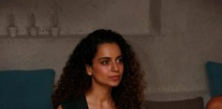 Kangana Ranaut at Olive for press conference – Photos