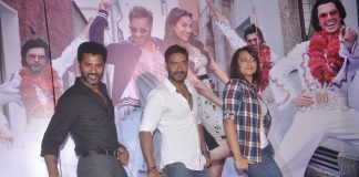 Sonakshi Sinha and Ajay Devgn launch Keeda song from Action Jackson