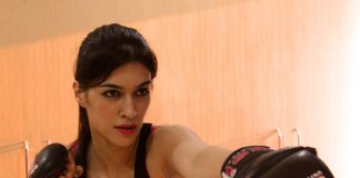 Kriti Sanon gearing up for Singh Is Bling