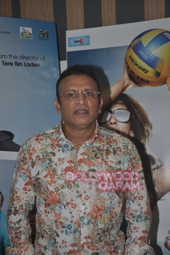 Lisa and Annu Kapoor_the shaukeens press meet-4