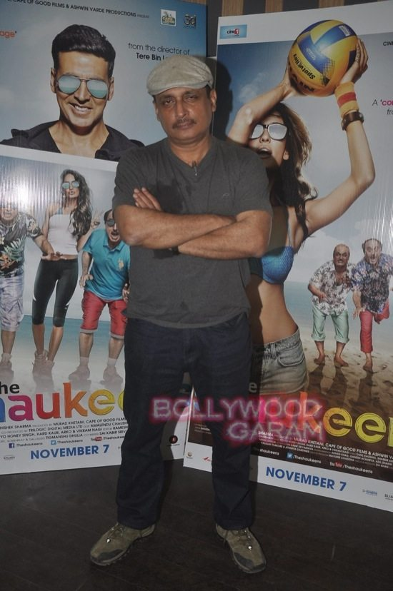 Lisa and Annu Kapoor_the shaukeens press meet-5