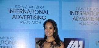 Lisa Haydon at IAA knowledge seminar