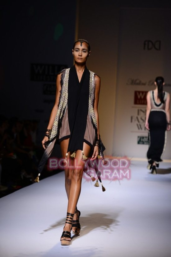 Malini collection_Wills India Fashion Week 2014-12