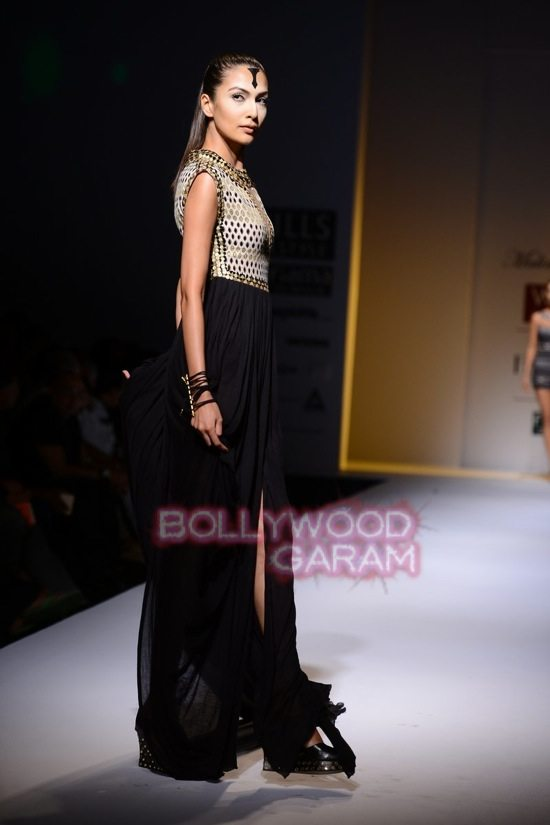 Malini collection_Wills India Fashion Week 2014-13
