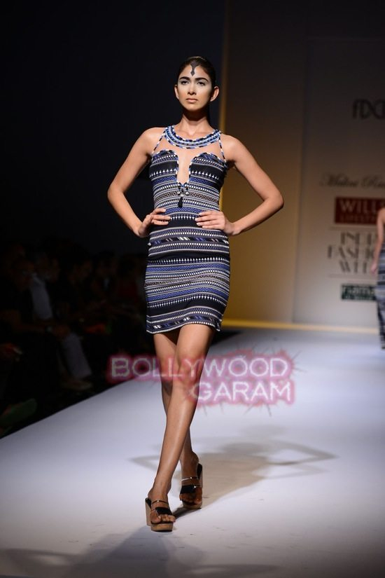 Malini collection_Wills India Fashion Week 2014-16