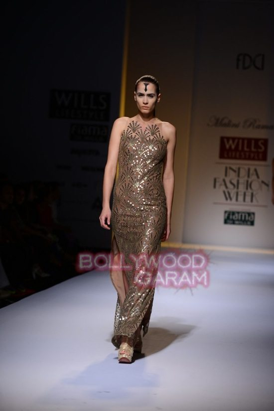 Malini collection_Wills India Fashion Week 2014-19