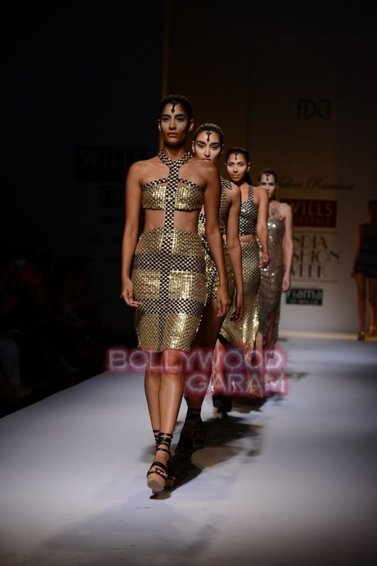 Malini collection_Wills India Fashion Week 2014-22