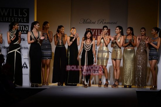 Malini collection_Wills India Fashion Week 2014-23