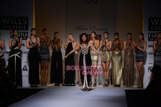 Malini collection_Wills India Fashion Week 2014-24