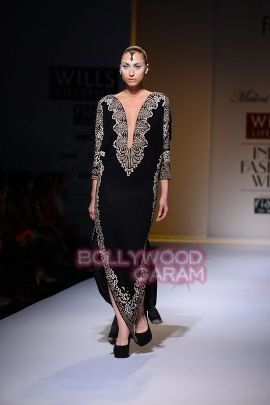 Malini collection_Wills India Fashion Week 2014-3