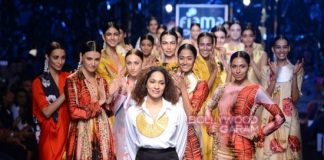 Wills Lifestyle India Fashion Week 2015 Photos – Masaba Gupta showcases collection on Day 3