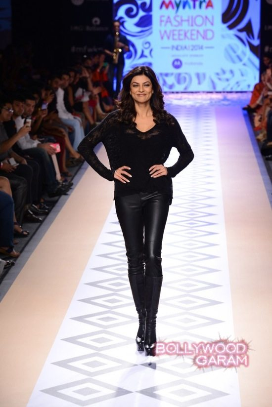 Myntra Fashion Weekend 2014 Sushmita sen-1