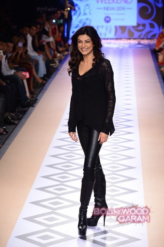 Myntra Fashion Weekend 2014 Sushmita sen-10