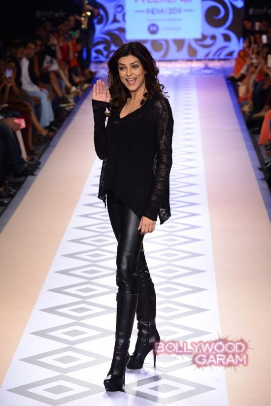 Myntra Fashion Weekend 2014 Sushmita sen-11