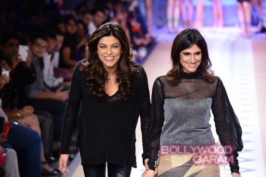 Myntra Fashion Weekend 2014 Sushmita sen-14