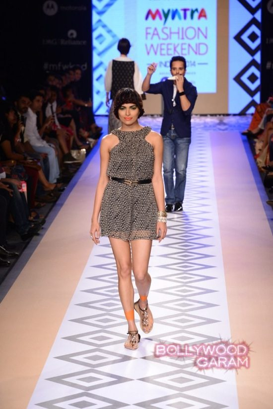 Myntra Fashion Weekend 2014 Sushmita sen-15