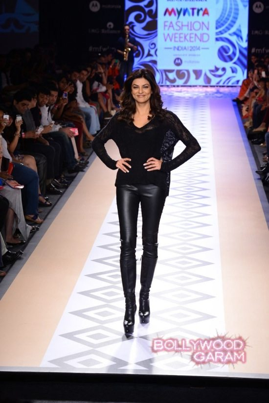 Myntra Fashion Weekend 2014 Sushmita sen-3
