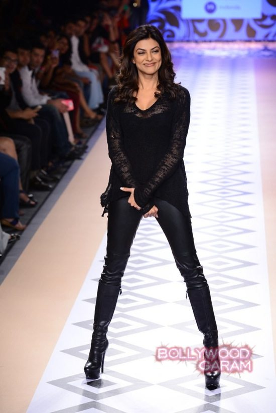 Myntra Fashion Weekend 2014 Sushmita sen-5