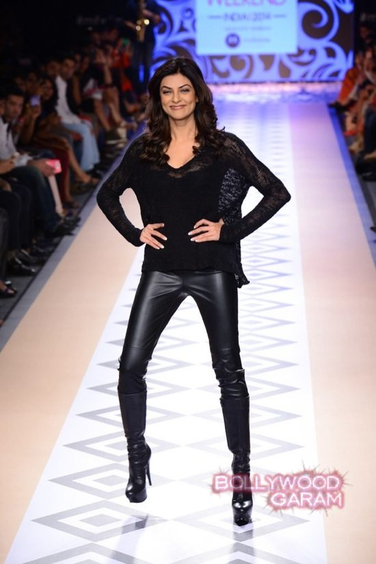 Myntra Fashion Weekend 2014 Sushmita sen-6