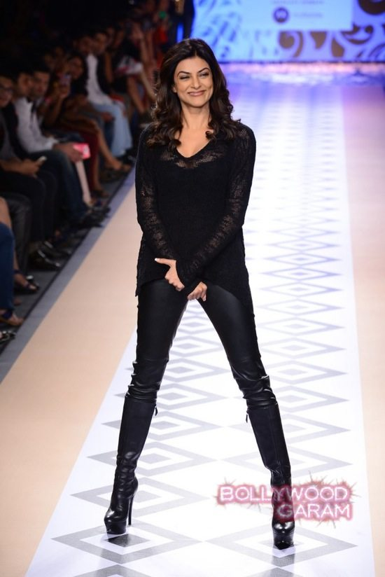 Myntra Fashion Weekend 2014 Sushmita sen-7