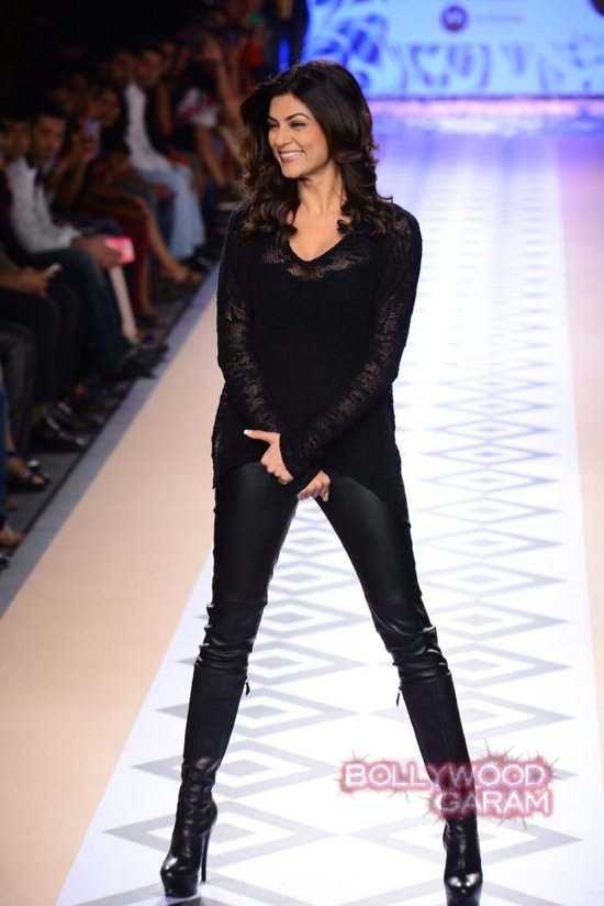 Myntra Fashion Weekend 2014 Sushmita sen-9