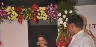 Nargis Fakhri launches Titan Raga Garden of Eden collection