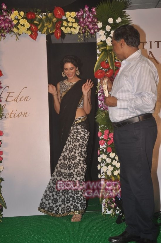 Nargis Fakhri_Titan_Garden of eden collection-0