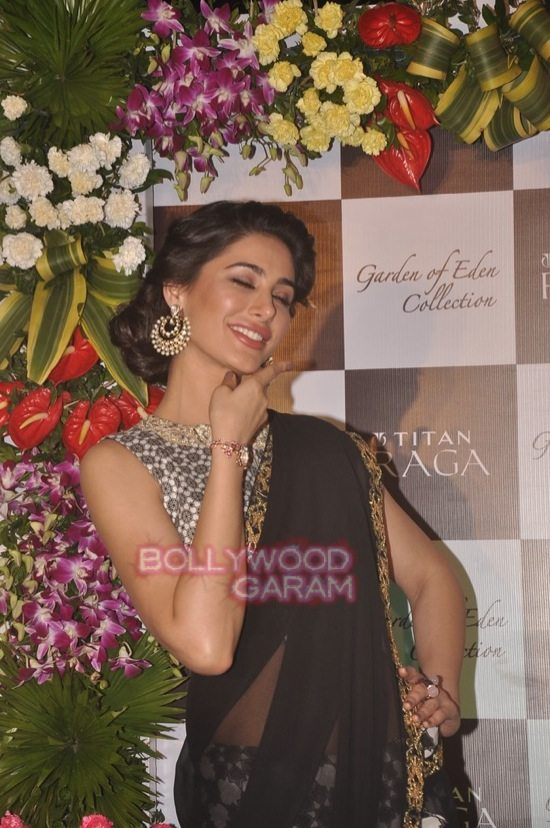 Nargis Fakhri_Titan_Garden of eden collection-6