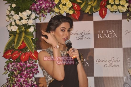 Nargis Fakhri_Titan_Garden of eden collection-7