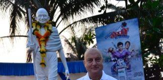 'Ekkees Toppon Ki Salaami' cast join PM Modi's 'Swachh Bharat' campaign