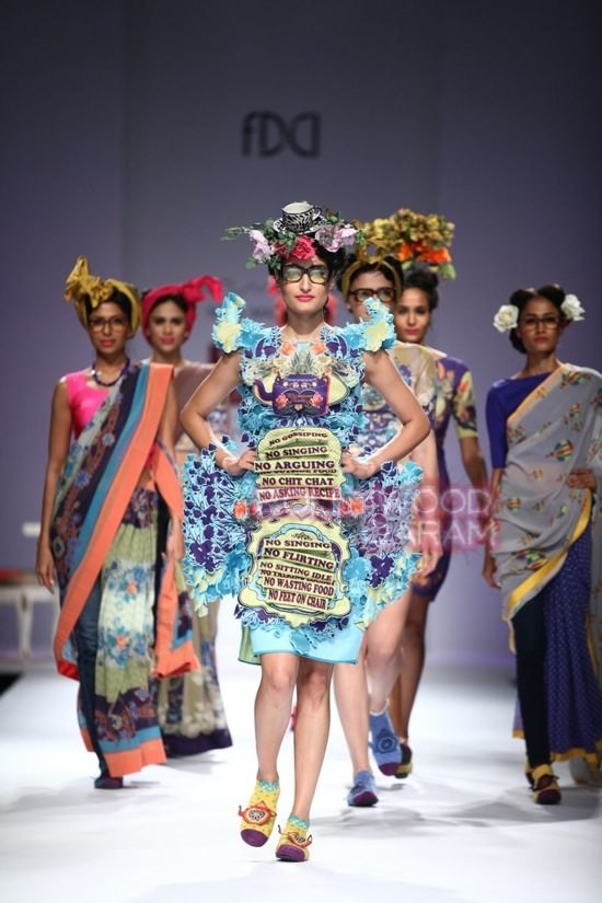 Nida M_Good Luck Irani Cafe collection_WIFW 2015-22