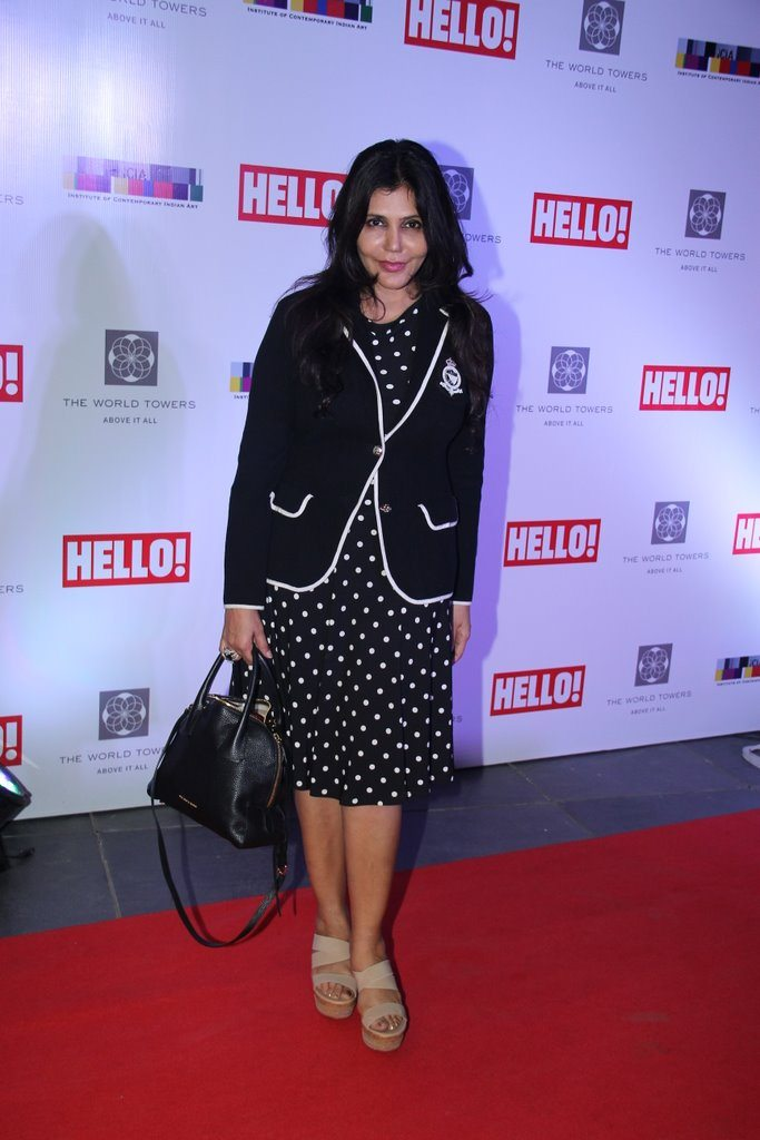 Nisha hello event
