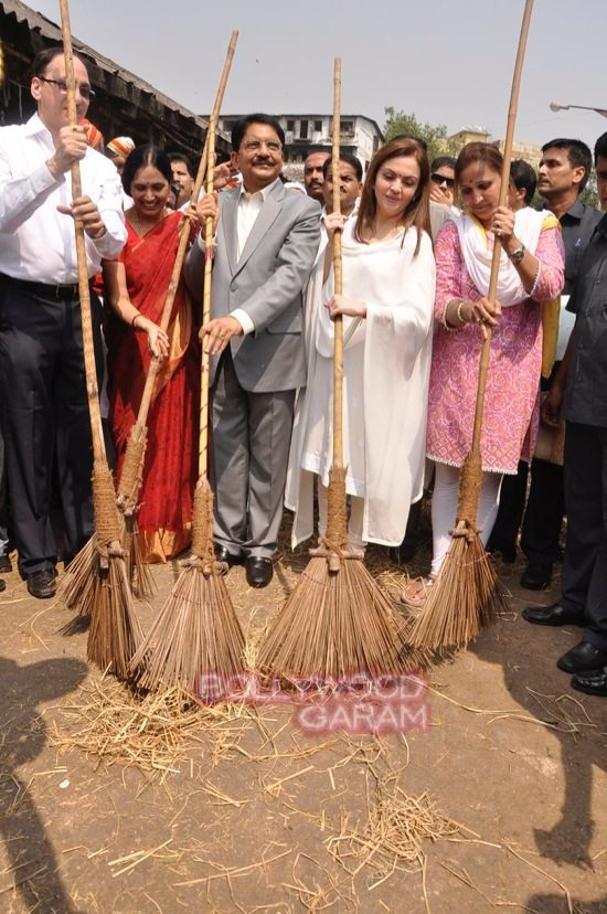 Nita cleanliness campaign-7