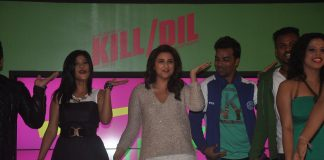 Parineeti Chopra celebrates birthday at Kill Dil song launch