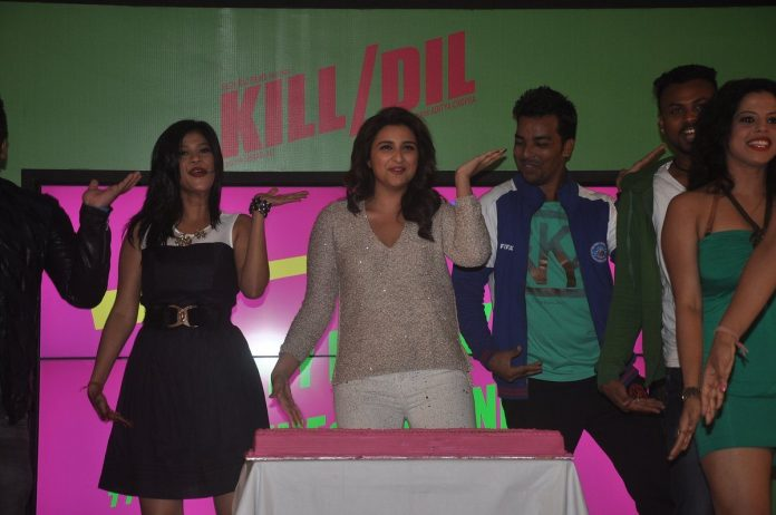 PArineeti kill dil