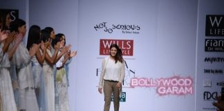 Wills Lifestyle India Fashion Week 2015 Photos – Pallavi Mohan displays Not So Serious on Day 1