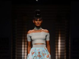 Wills Lifestyle India Fashion Week 2015 Photos – Pankaj and Nidhi showcase collection on Day 2