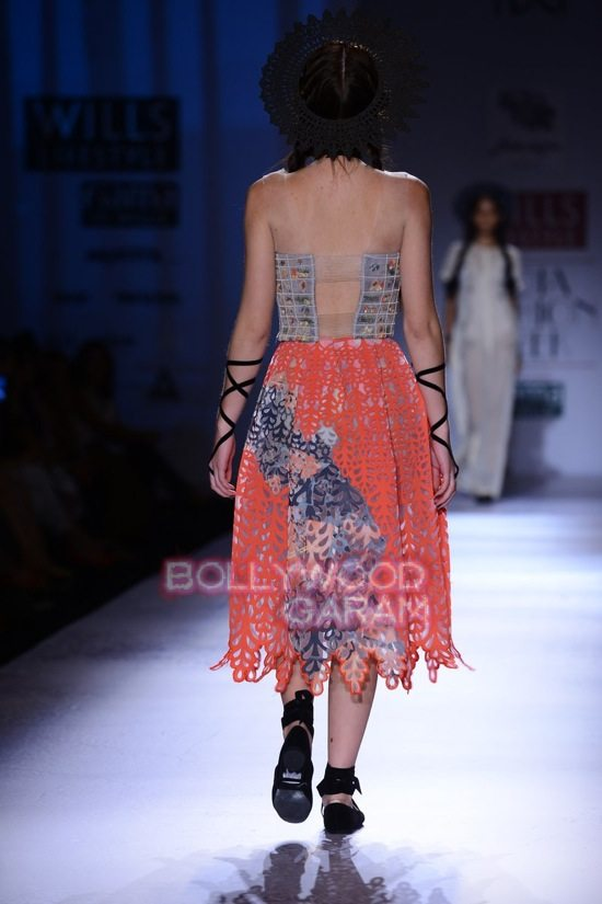 Paras and Shalini Geisha Designs WIFW 2015-7