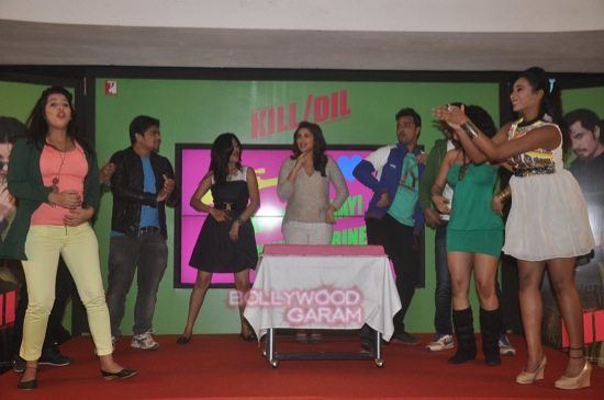 Parineeti_kil dil_sadja song launch-4
